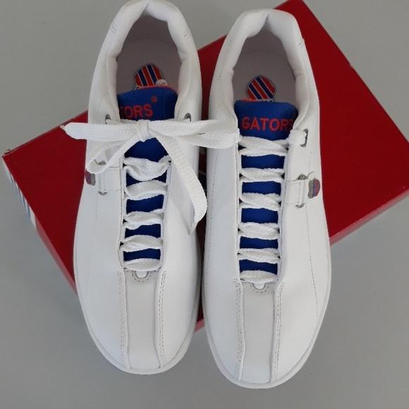340abc089 K Swiss 7 1 2 Orick womens Florida Gators sneakers